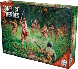 Conflict of Heroes : Guadalcanal – The Pacific 1942